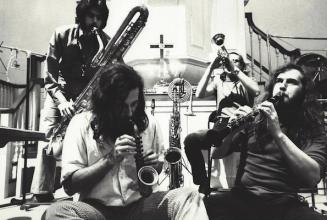Boston's creative jazz scene: How the '70s avant garde found a home outside New York City