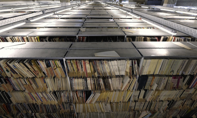Radio France to sell part of its giant 1.5 million-strong record collection