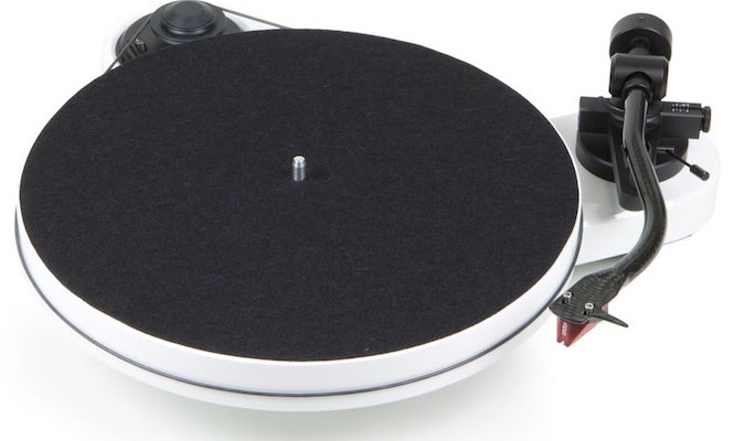 Turntable Review: Pro-Ject RPM1 Carbon