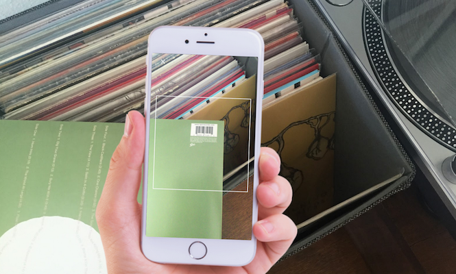 discogs-ios-app-launch