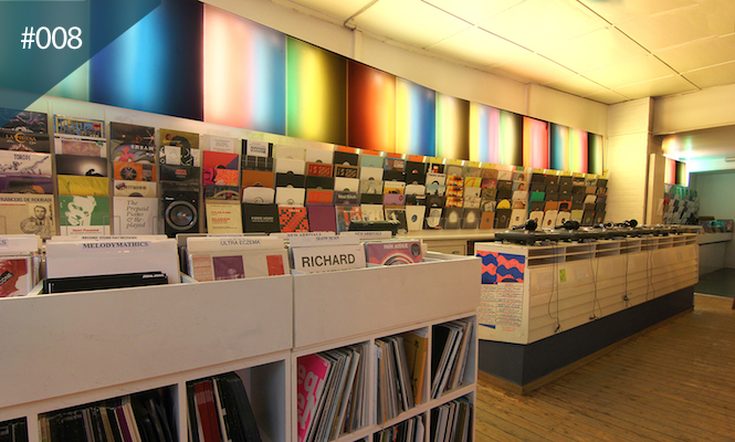 The world's best record shops #008: Wally's Groove World, Antwerp