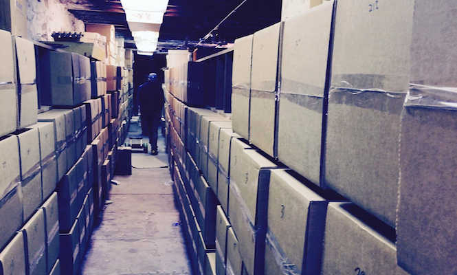 Record store owner stumbles upon 100,000 sealed records in basement