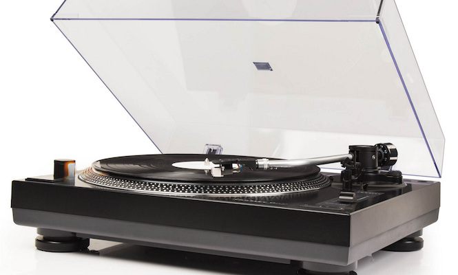 Crosley unveils its first direct drive turntable