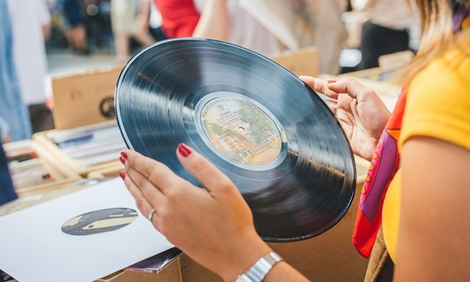 """Get exclusives from Lee """"Scratch"""" Perry, David Lynch & Eglo Records at Independent Label Market"""