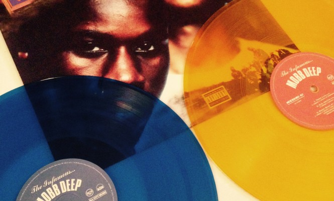 Mobb Deep&#8217;s <em>The Infamous</em> gets colour vinyl reissue