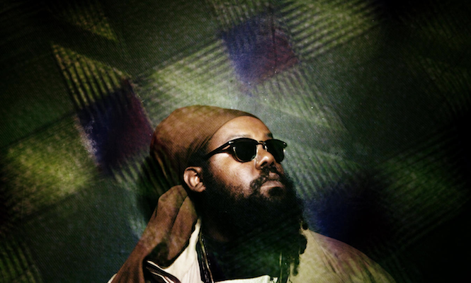 Premiere: Listen to Ras G's astral hip hop remix of Butcher Bear