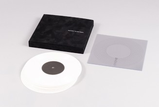 Ryoji Ikeda releases special <em>The Solar System</em> box set of specific sine waves pressed on ten 10-inch records
