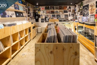 The world's best record shops #009: Wax Museum, Melbourne