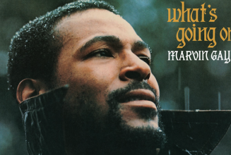 Marvin Gaye's most iconic albums collected in new vinyl box set