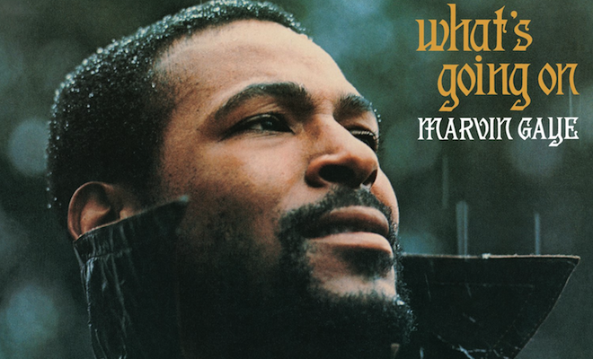 Marvin Gaye S Most Iconic Albums Collected In New Vinyl