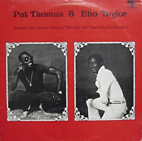 pat thomas and ebo taylor