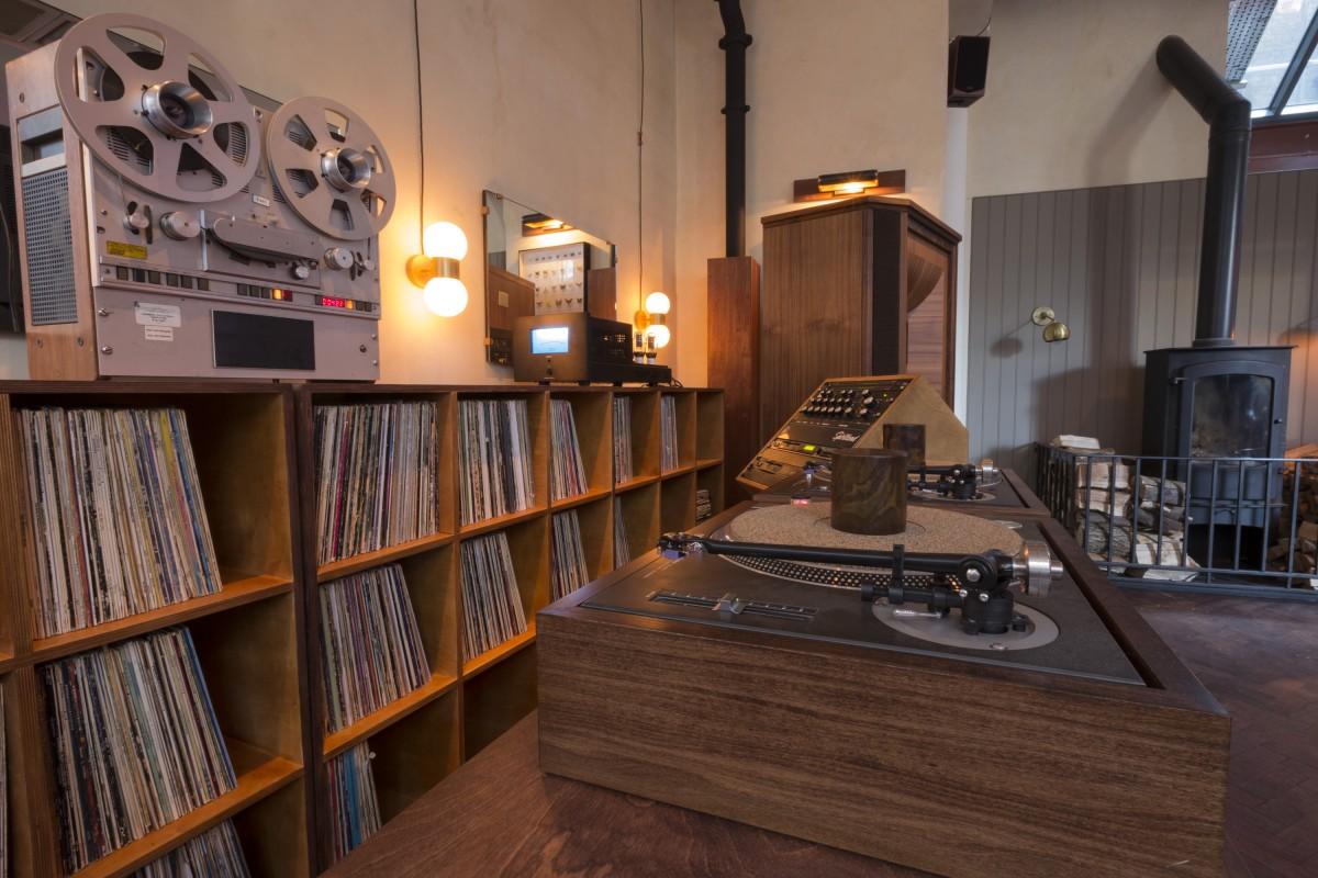 Five Vinyl Soundsystems Bringing Slow Listening To London