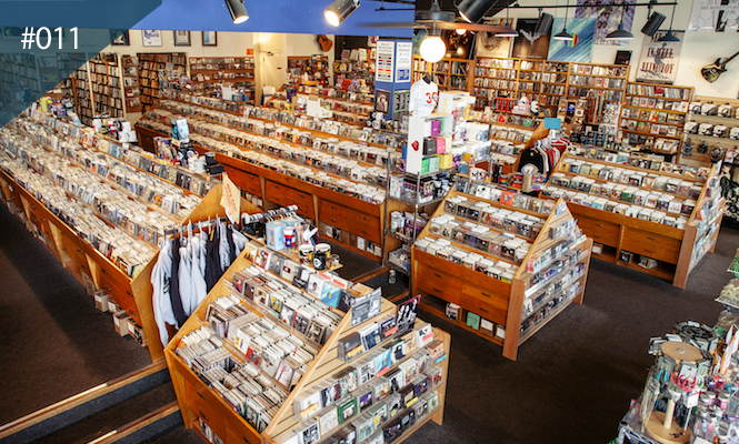 Vinyl Record Stores Kitchener