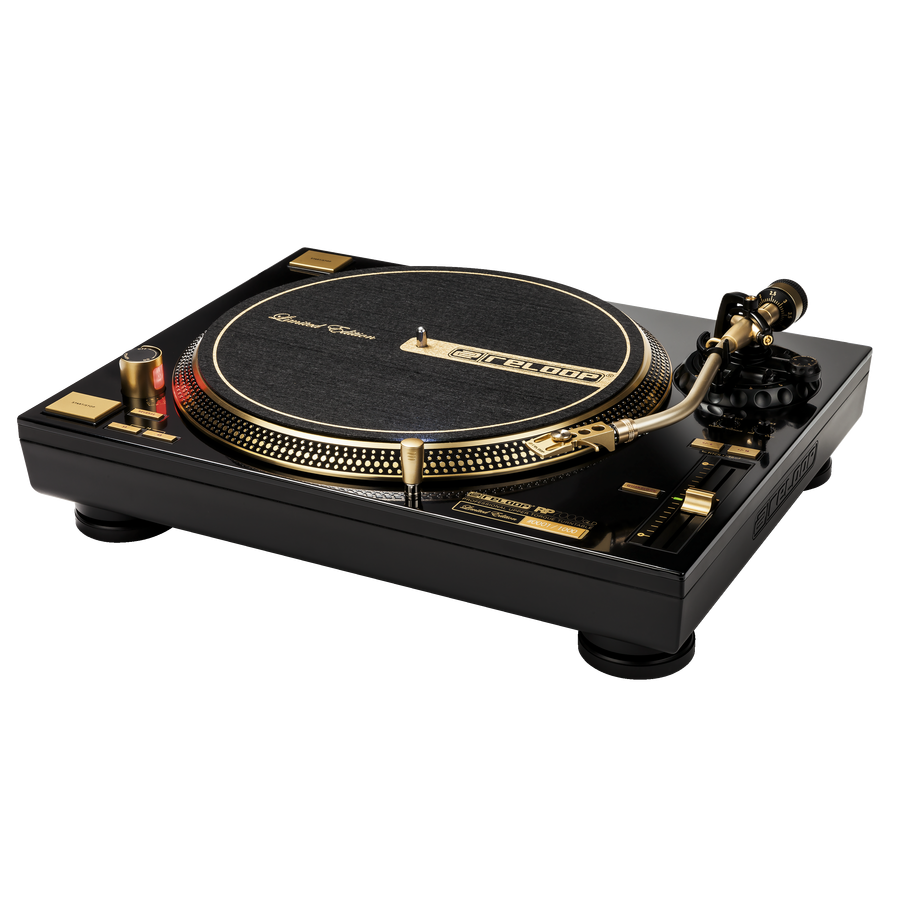 Reloop Celebrates 20 Years With Limited Edition Gold