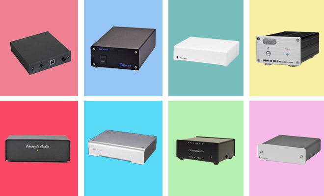 The 8 best phono amplifiers to enhance your turntable sound