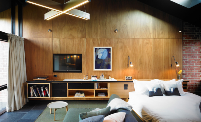 12 hotels for vinyl lovers - The Vinyl Factory