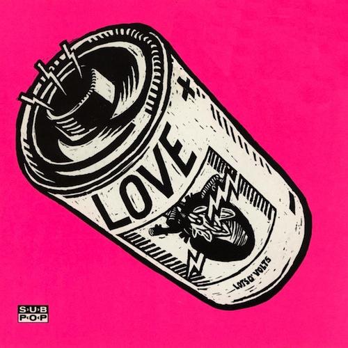 Love Battery - Dayglo