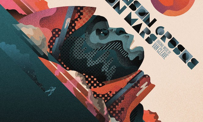Sci-fi cult classic <em>Robinson Crusoe on Mars</em> gets first ever vinyl release