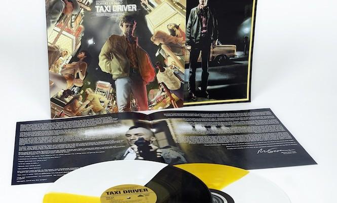 Complete <em>Taxi Driver</em> soundtrack set for first ever vinyl release