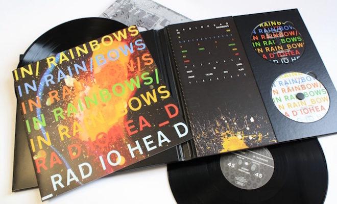 RADIOHEAD RAINBOWS DOWNLOAD IN GRÁTIS CD