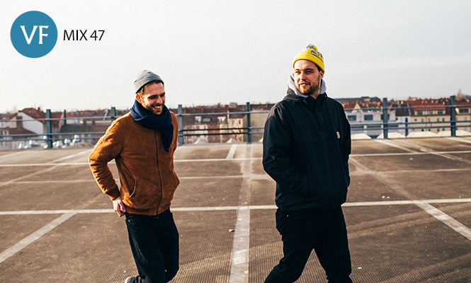 Listen to Max Graef and Glenn Astro's vinyl mix of exclusive new music