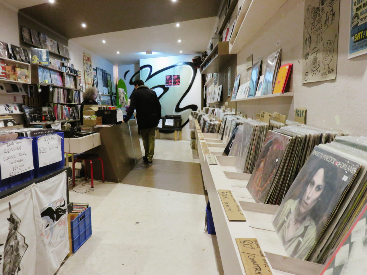 The Definitive Guide To Melbourne S Best Record Shops