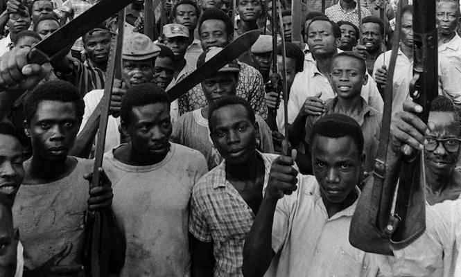 Nigerian civil war pdf quiz