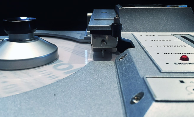 A beginner's guide to lathe cutting your own records - The