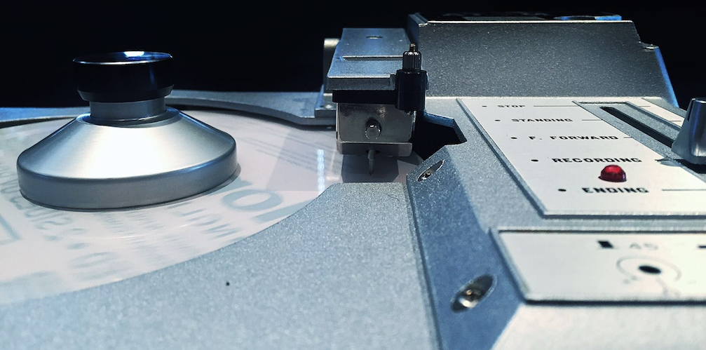 A Beginner S Guide To Lathe Cutting Your Own Records The