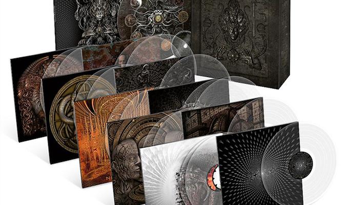 Meshuggah reveal career-spanning 17xLP box set