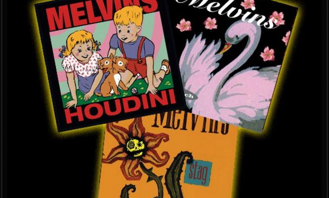 The Melvins to reissue three classic albums on vinyl via Third Man records