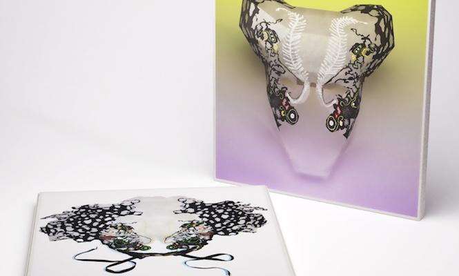 Björk to release <em>Vulnicura Live</em> as luxury vinyl box set with 3D mask