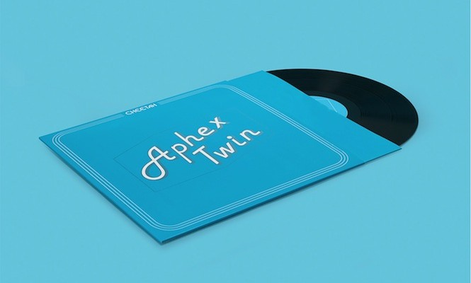 Aphex Twin to release <em>Cheetah</em> EP on vinyl and limited cassette