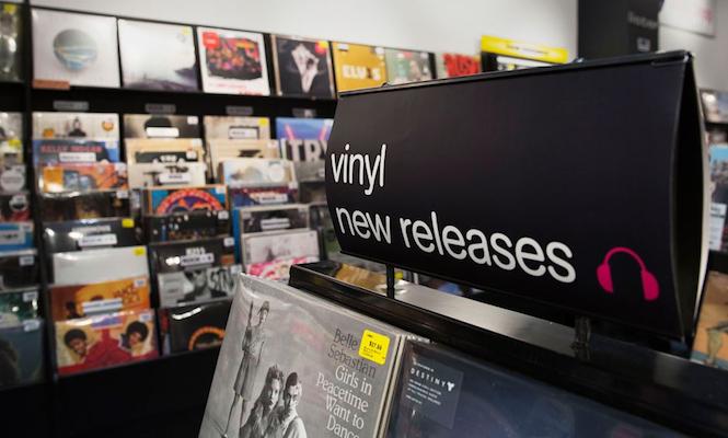 HMV shuts down Sainsbury's claim to being the UK's biggest vinyl retailer