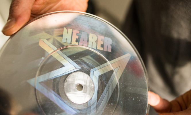 Freaky Formats: Holographic vinyl