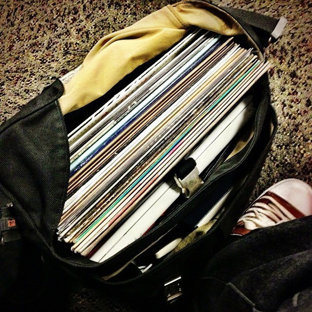fbad34bdcc The 10 best record bags for taking your vinyl on the road - The ...