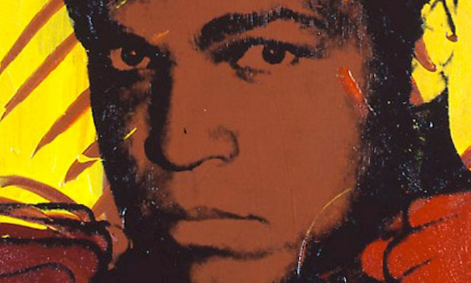 Listen to a podcast of music inspired by Muhammad Ali