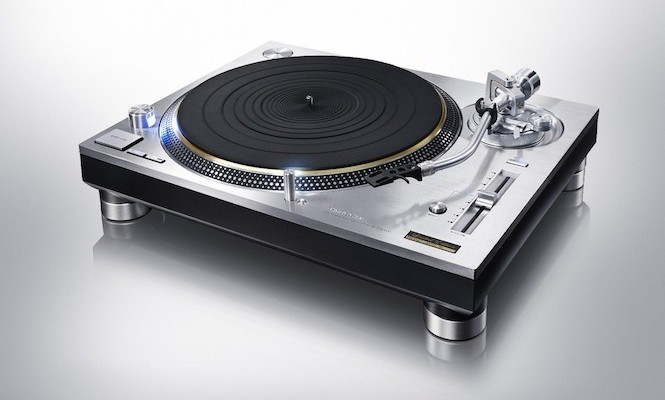 The limited edition Technics SL-1200GAE is now available