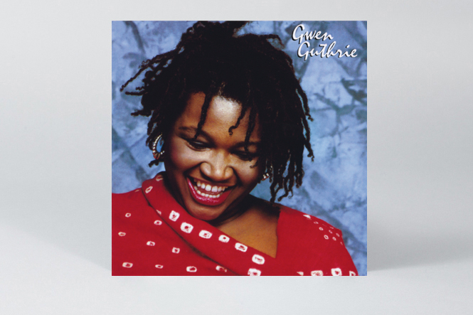 More Images  Gwen Guthrie – It Should Have Been You