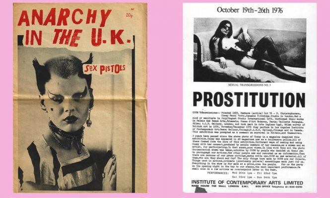 Provocative new book explores sex in punk