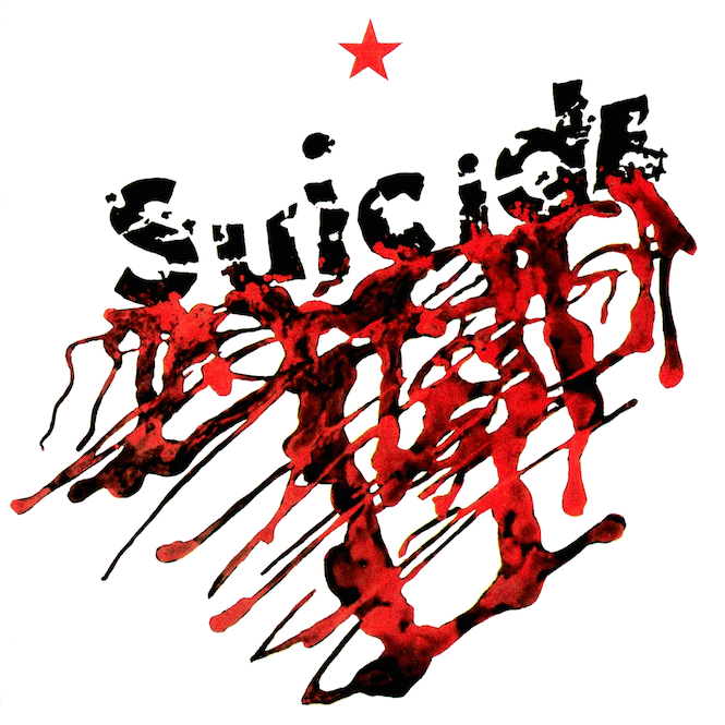 Suicide self-titled debut