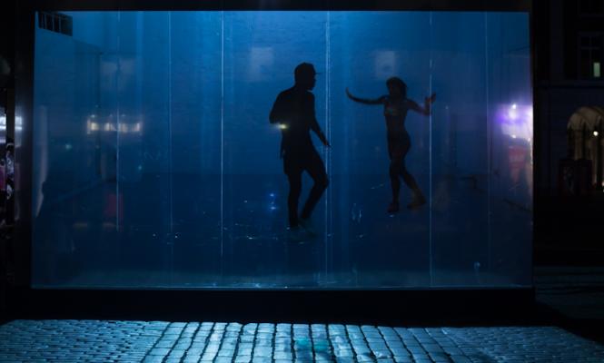 VF collaborators Jason Moran, Cecilia Bengolea and Celia Hempton shine on London's first Art Night