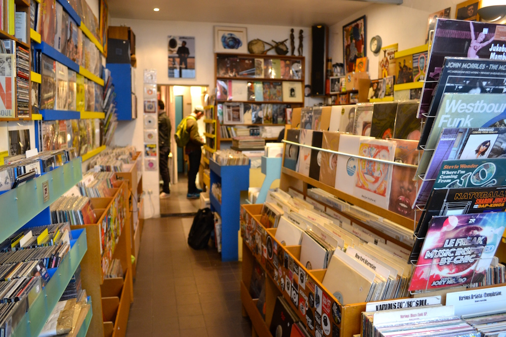 The world's best record shops #027: Betino's, Paris - The