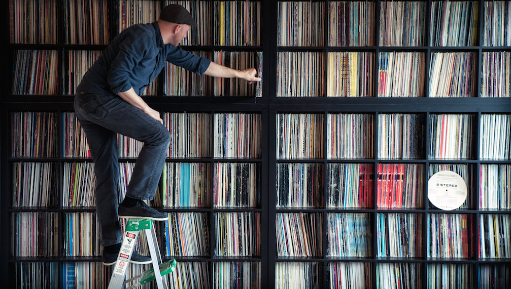 Crate Diggers: Inside DVS1's record collection