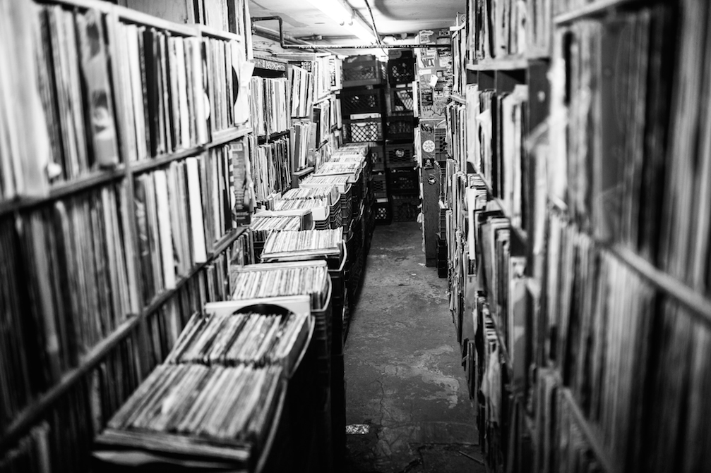 Quot Where Records Go To Die Quot Inside New York S Infamous The