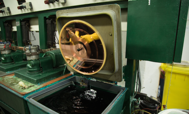 precision-record-pressing-factory-canada