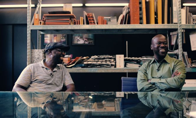 Buildings with a beat: Peter and David Adjaye on their sonic collaborations