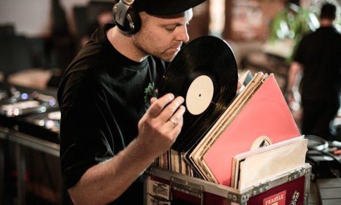 Listen to DJ Shadow's latest Essential Mix