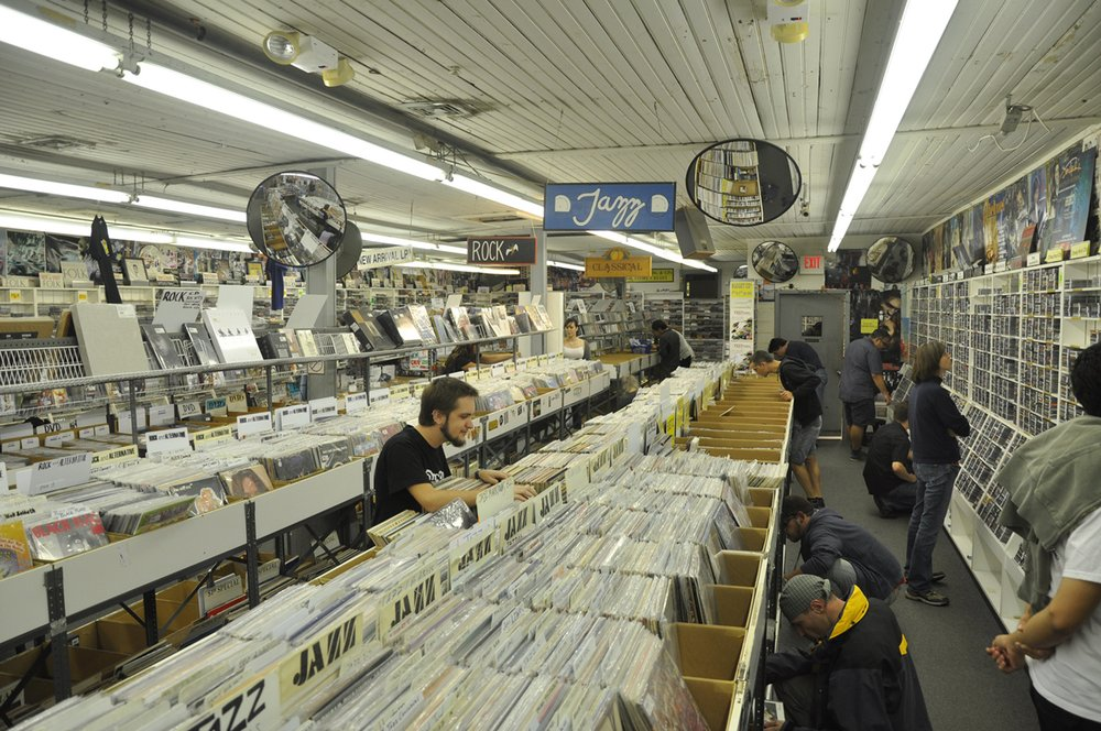The world's best record shops #029: Princeton Record Exchange, Princeton