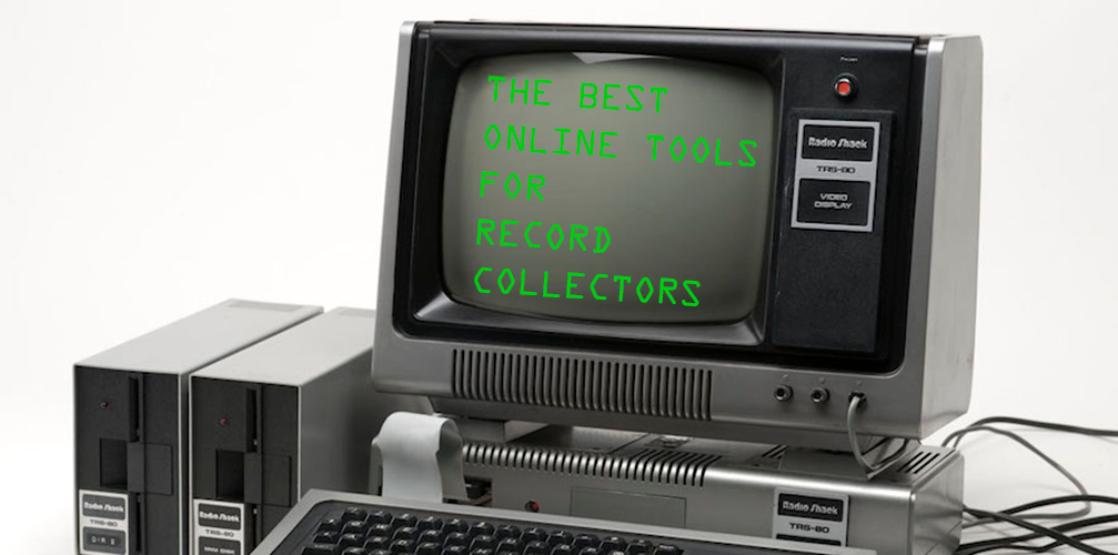 The best online tools for record collectors - The Vinyl Factory